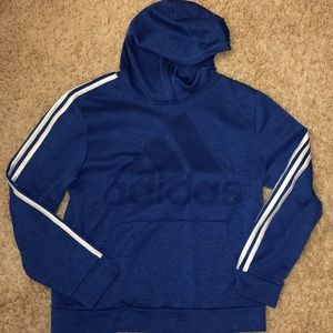 Adidas boys hoodie great condition